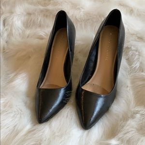 Women's KELLY & KATIE Classic Black pump Heel